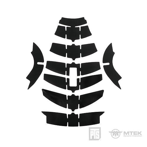 PTS MTEK - FLUX Interior Velcro Kit
