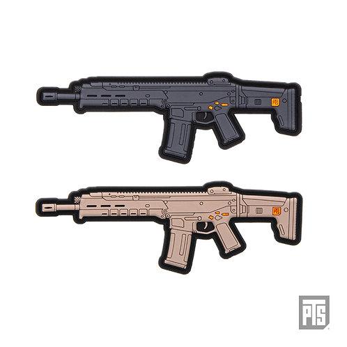 "PTS 4.6"" Masada PVC Patch"