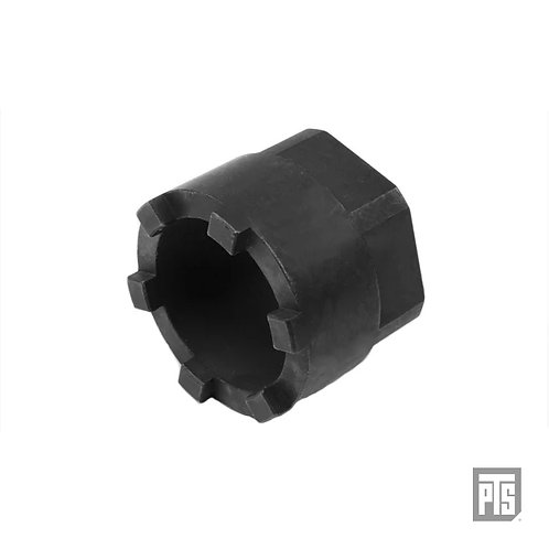 PTS Barrel Nut Key (For PTS Mega Arms MKM AR-15 GBBR Only)