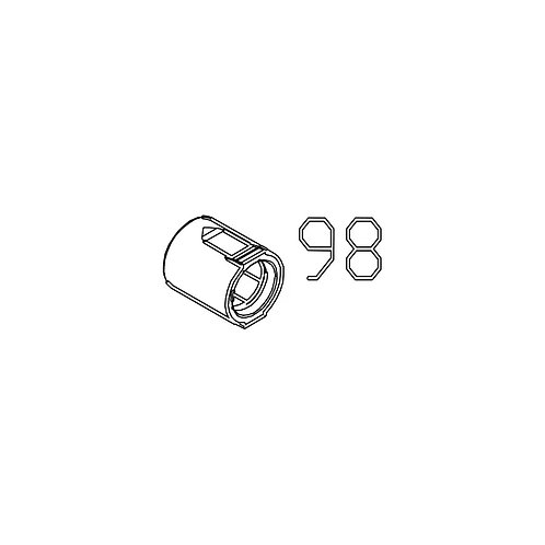 PTS Mega Arms MML Maten GBB Replacement Parts (98) E-019, Rubber Chamber