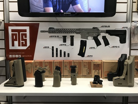 SHOT SHOW 2018 | PTS Booth Tour