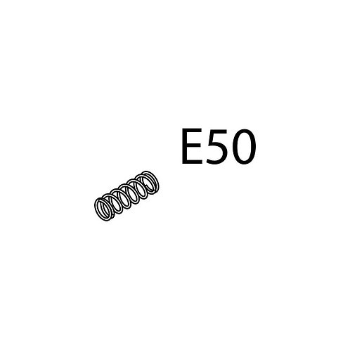 PTS Masada AEG Replacement Parts - MSD Switch Spring (E50)