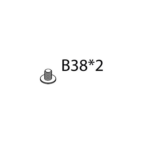 PTS Masada AEG Replacement Parts - MSD Cross Head (B38) - set of 2pcs