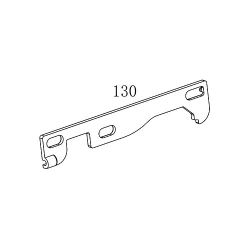 PTS PDR-C AEG Replacement Parts (130) Firing Plate