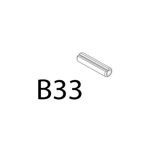 PTS Masada AEG Replacement Parts - MSD Spring Pin (B33) - set of 3pcs