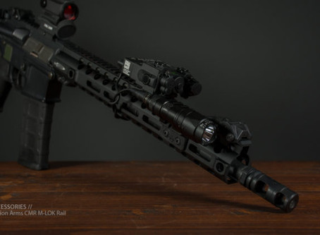 PTS Centurion Arms CMR Rail System | AMNB Overview