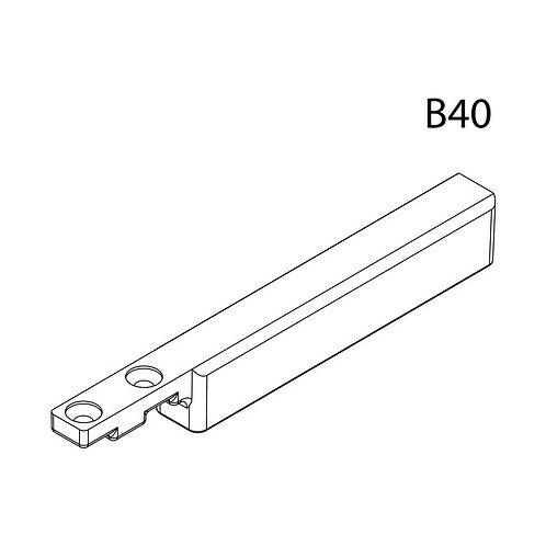 PTS Masada AEG Replacement Parts - MSD Bolt Door Guide (B40)
