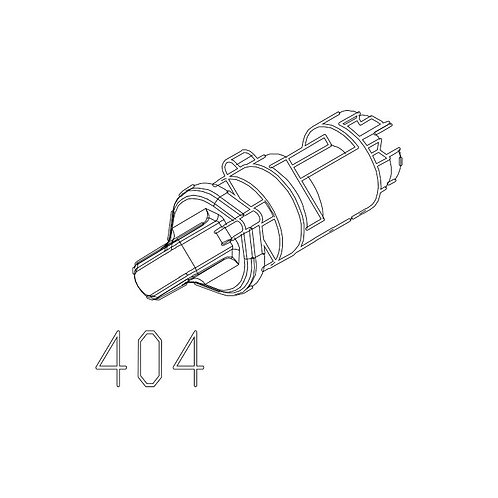 PTS Masada GBB Replacement Parts (404) Left Selector