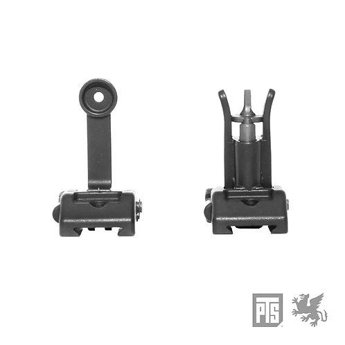 PTS Griffin Armament Modular Back Up Iron Sight Set