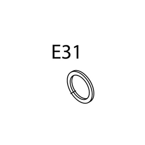PTS Masada AEG Replacement Parts (E31) - Spring Guide Washer