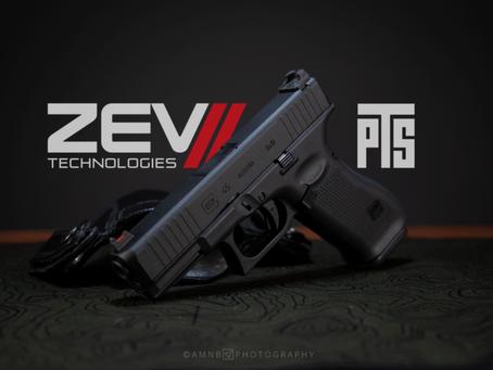 PTS ZEV Combat Sight Set | AMNB Overview