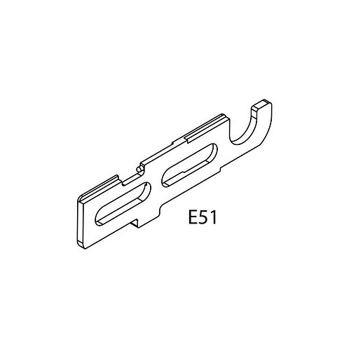 PTS Masada AEG Replacement Parts - MSD Switch Controller (E51)