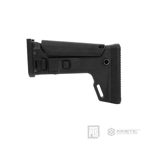 PTS Kinetic - SCAR Adaptor Stock Kit (w/ Butt Stock)