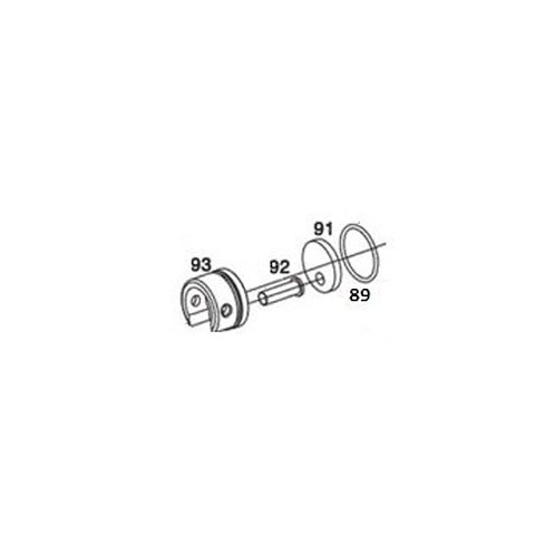 PDR-C AEG Replacement Parts (E089+E091+E092+E093)
