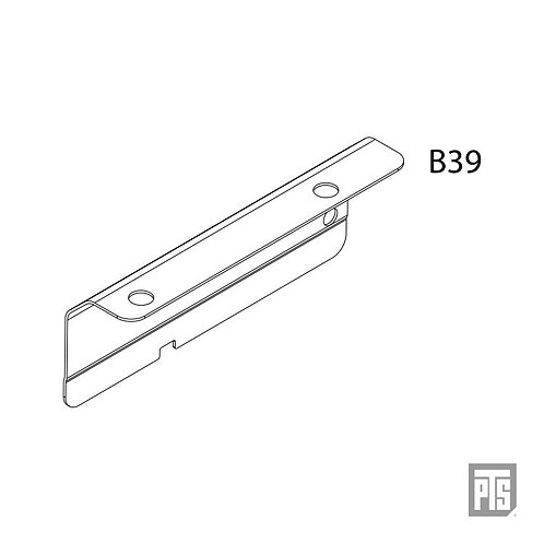PTS Masada AEG Replacement Parts - MSD Bolt Door (B39)
