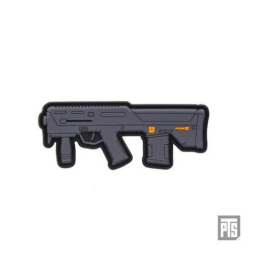 """PTS 3.6"""" PDR-D PVC Patch"""