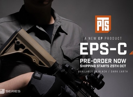 PTS Enhanced Polymer Stock-Compact (EPS-C) Pre-Order NOW!