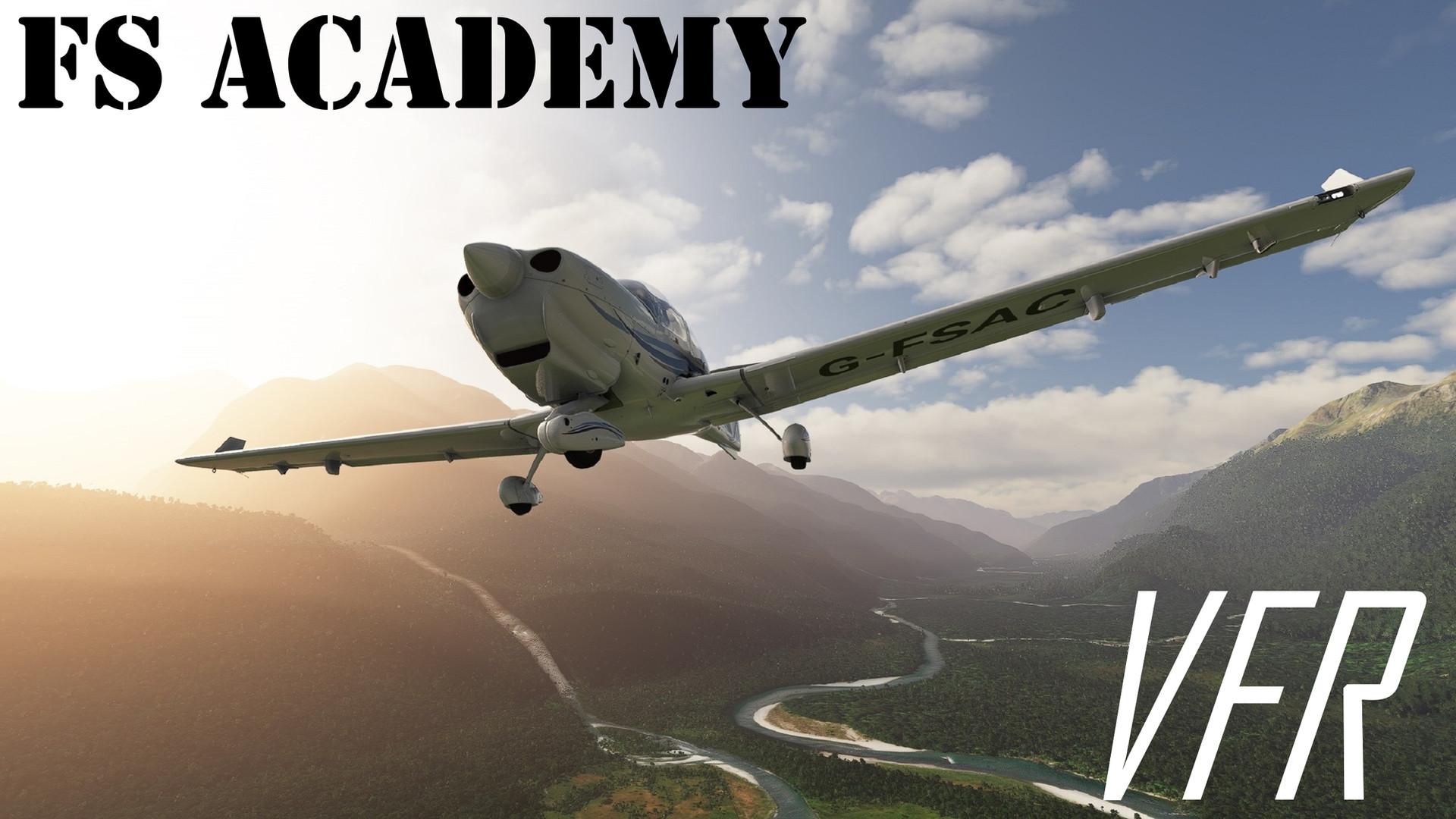 FS Academy - VFR
