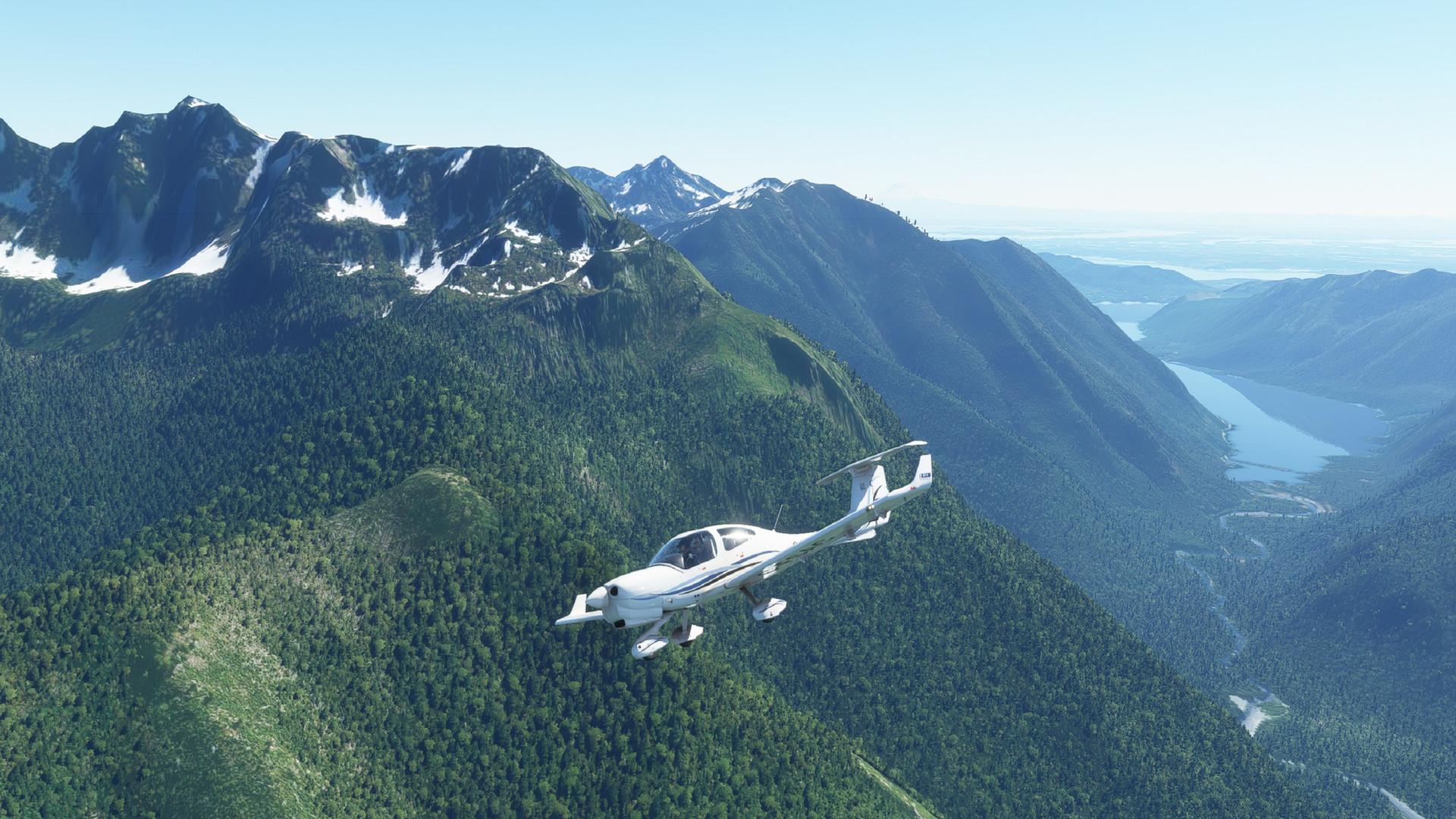 Touring Washington State