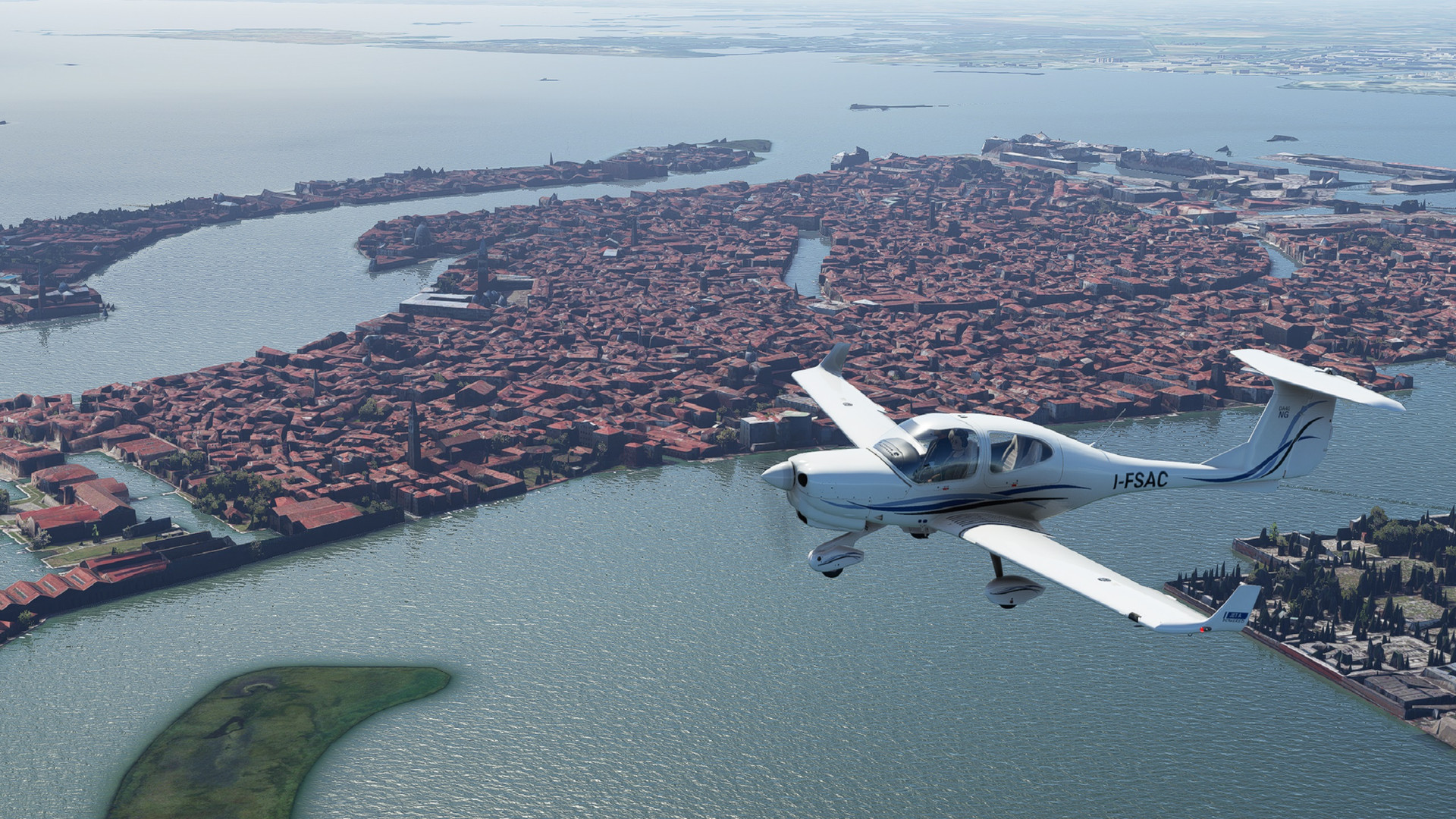 Explore Venice as you put your skills to the test