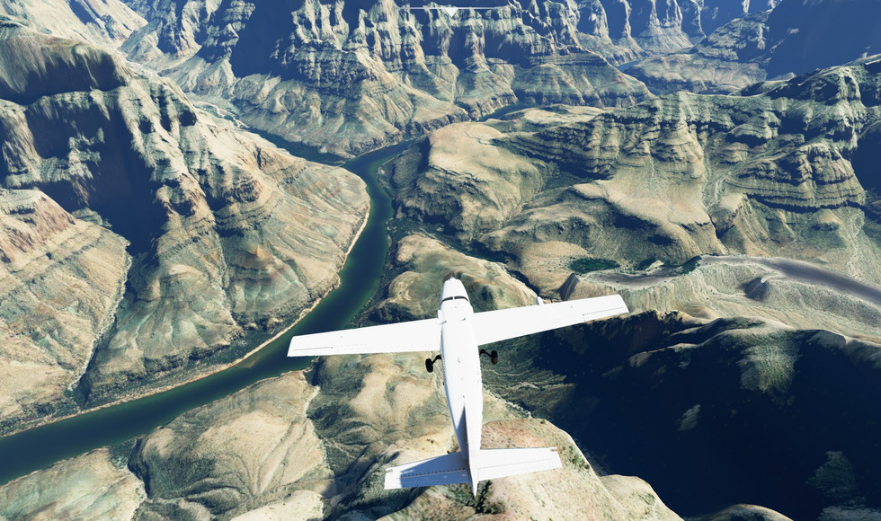 Admire the Grand Canyon