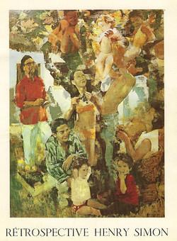 1978 - Rétrospective Henry Simon