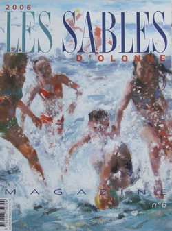 MAG LES SABLES N°6   2006