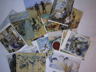 Cartes postales La Mer