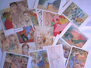 Cartes postales L'Algérie