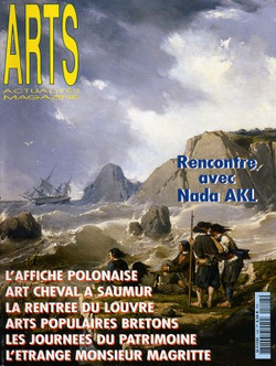 ARTS ACTUALITES MAGAZINE 148 | 2005