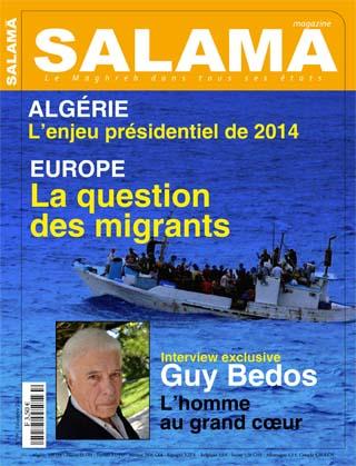 Magazine Salama de décembre | 2013