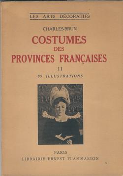 Costumes des Provinces Françaises