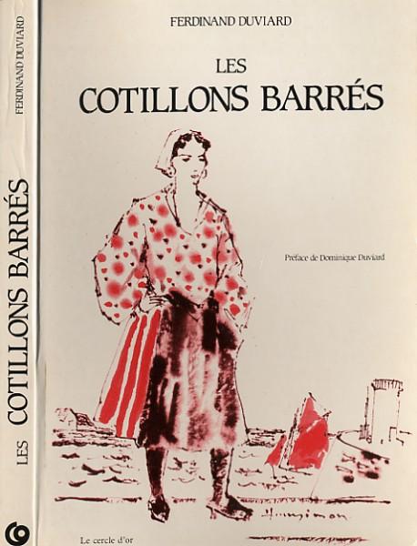 LES COTILLONS BARRES