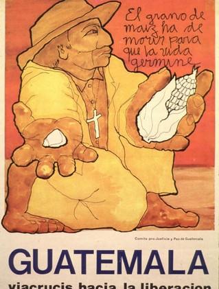 Guatemala viacrucis hacia la liberacion