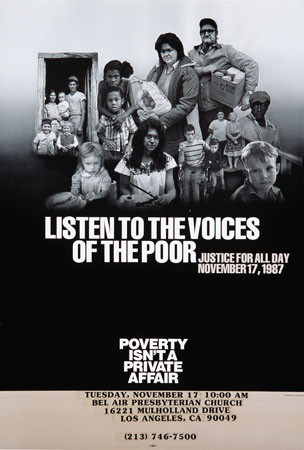 Listen to the Voices of the Poor