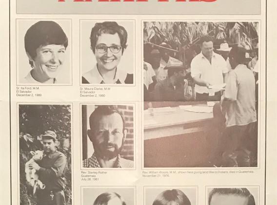 Modern America Martyrs