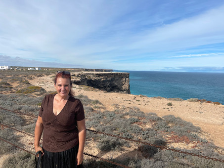 Crossing the Nullarbor as a solo woman and what to do when things go pear shaped - Part 1