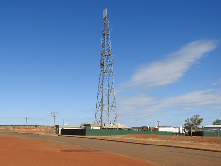 The town tales of Menzies, Western Australia