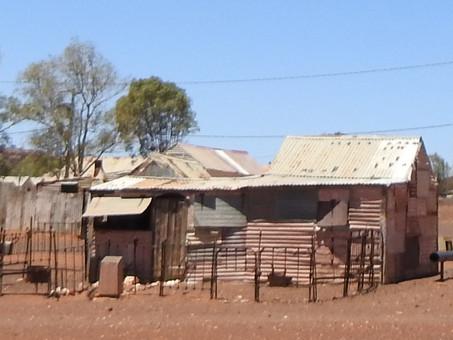 Herbert Hoover & Sons of Gwalia mine, Western Australia