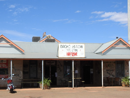 Broad Arrow Tavern - a must experience outback pub