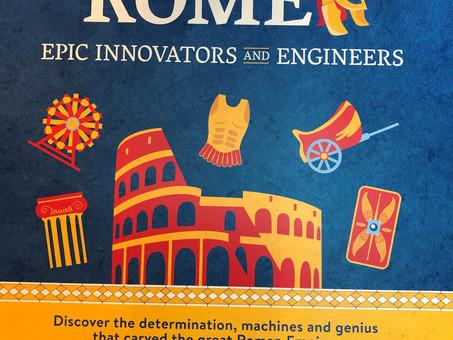 Rome Re-imagined exhibition - Fremantle Maritime Museum