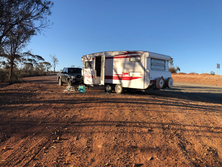 Merry Christmas from the Australian Outback