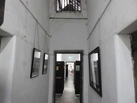 Old Geraldton Gaol - museum and craft centre