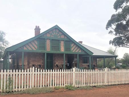 Warden Finnertys House, Coolgardie, Western Australia