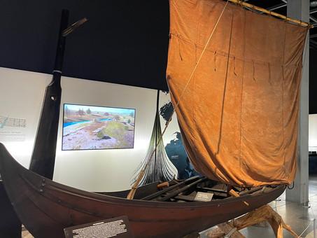Viking exhibition at Fremantle Maritime Museum