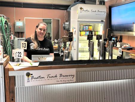Beaten Track craft brewery in Boulder, Western Australia