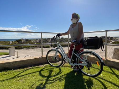 Why I love my electric bike
