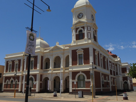 Boulder Town Hall Tour, Western Australia