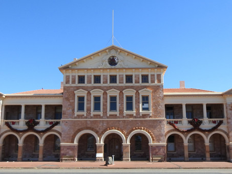 A great Goldfields museum in the small town of Coolgardie, Western Australia