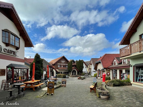 Grindelwald - a Swiss Village in the middle of Northern Tasmania, Australia